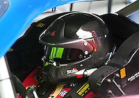 Nov. 13, 2009; Avondale, AZ, USA; NASCAR Sprint Cup Series driver Mark Martin during practice for the Checker O'Reilly Auto Parts 500 at Phoenix International Raceway. Mandatory Credit: Mark J. Rebilas-
