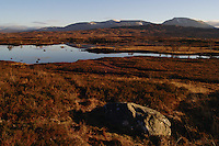 Loch Ba and the Bridge of Orchy Mountains, Rannoch Moor, Argyll & Bute, Scotland<br /> <br /> Copyright www.scottishhorizons.co.uk/Keith Fergus 2011 All Rights Reserved