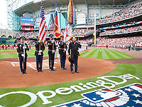 Astros Opening Day