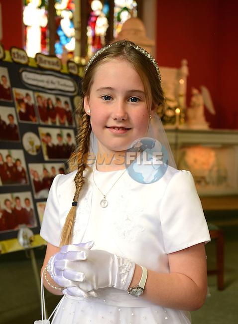 Tullyallen Communion – Katie Dawson.