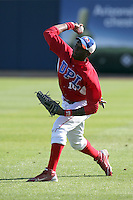Gustavo Cabrera - Dominican Prospect League all-stars 2012 minor league spring training (Bill Mitchell)