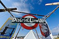 DistrictLine UK 34 Sign