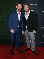 "08 January 2019 - Hollywood, California - Max Martini, Christopher Martini. ""SGT. Will Ferrell Gardner"" Los Angeles Premiere held at Arclight Hollywood . Photo Credit: Birdie Thompson/AdMedia"