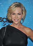 LOS ANGELES, CA. - October 17: Julie Benz arrives at Spike TV's Scream 2009 held at the Greek Theatre on October 17, 2009 in Los Angeles, California.