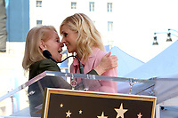 LOS ANGELES - SEP 12:  Daryl Roth, Judith Light at the Judith Light Star Ceremony on the Hollywood Walk of Fame on September 12, 2019 in Los Angeles, CA