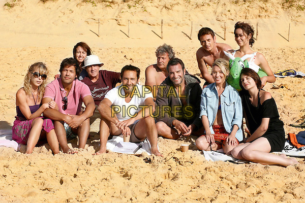 CAST.in Little White Lies (2010) (Les petits mouchoirs).*Filmstill - Editorial Use Only*.CAP/FB.Supplied by Capital Pictures.