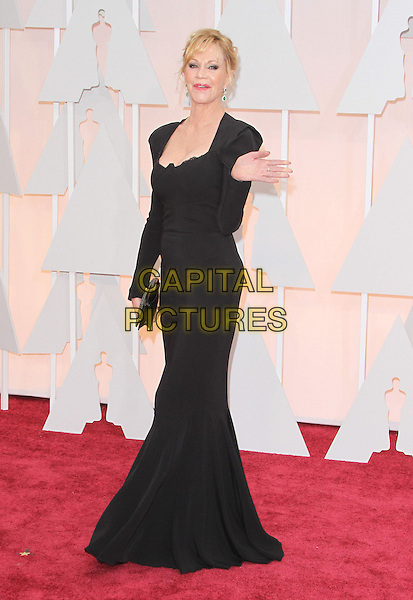 22 February 2015 - Hollywood, California - Melanie Griffith. 87th Annual Academy Awards presented by the Academy of Motion Picture Arts and Sciences held at the Dolby Theatre. <br /> CAP/ADM<br /> &copy;AdMedia/Capital Pictures Oscars