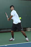 STANFORD, CA - NOVEMBER 16:  Matt Kandath of the Stanford Cardinal during photo day on November 16, 2009 at the Taube Family Tennis Stadium in Stanford, California.