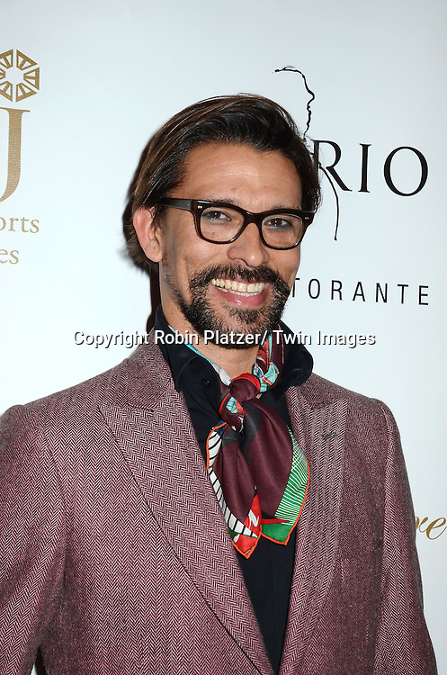 Franco DaCosta attends the Sirio Ristorante New York opening in the Pierre Hotel, a TAJ Hotel on October 24, 2012 in New York City. Sirio Maccioni hosted the party