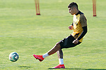Getafe's Mathias Olivera during training session. May 25,2020.(ALTERPHOTOS/Acero)