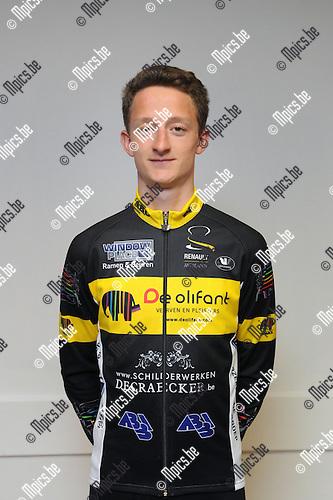 2014-02-21 / Wielrennen / seizoen 2014 / Royal Antwerp Bicycle Club / Sieben Devalckeneer<br /><br />Foto: mpics.be