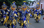 Independence Day & Mardi Gras Carnival Parade, La Vega, Dominican Republic