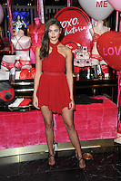 www.acepixs.com<br /> February 7, 2017  New York City<br /> <br /> Taylor Hill at the Valentine's Day gift picks event at Victoria's Secret at 5th Avenue on February 7, 2017 in New York City.<br /> <br /> Credit: Kristin Callahan/ACE Pictures<br /> <br /> <br /> Tel: 646 769 0430<br /> Email: info@acepixs.com