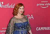 LOS ANGELES, CA. February 19, 2019: Christina Hendricks at the 2019 Costume Designers Guild Awards at the Beverly Hilton Hotel.<br /> Picture: Paul Smith/Featureflash