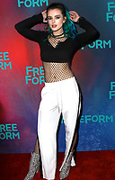 www.acepixs.com<br /> <br /> April 19, 2017 New York City<br /> <br /> Bella Thorne arriving at the Freeform 2017 Upfront at Hudson Mercantile on April 19, 2017 in New York City. <br /> <br /> By Line: Nancy Rivera/ACE Pictures<br /> <br /> <br /> ACE Pictures Inc<br /> Tel: 6467670430<br /> Email: info@acepixs.com<br /> www.acepixs.com