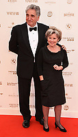 Jim Carter, Imelda Staunton  at The Old Vic Bicentenary Ball held at The Old Vic, The Cut, Lambeth, London, England, UK on Sunday13 May 2018.<br /> CAP/MV<br /> &copy;Matilda Vee/Capital Pictures