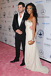 Brandy and Maksim Chmerkovskiy at The 32nd Annual Carousel of Hope Ball held at The Beverly Hilton hotel in Beverly Hills, California on October 23,2010                                                                               © 2010 Hollywood Press Agency