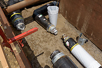 UConn Steam and Condensate Line and Vault Replacement Project. Task No. 02 - Progress Documentation 12 July 2017. Number 27 of 38 Images