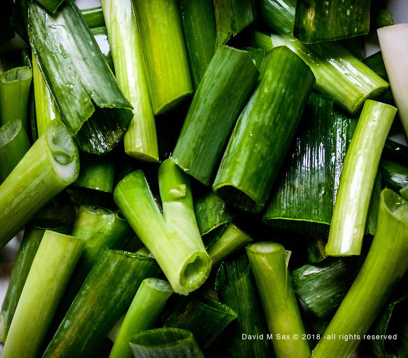 3.15.17 - Green Onions...
