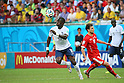Moussa Sissoko (FRA), <br /> JUNE 20, 2014 - Football /Soccer : <br /> 2014 FIFA World Cup Brazil <br /> Group Match -Group E- <br /> between Switzerland 2-5 France <br /> at Arena Fonte Nova, Salvador, Brazil. <br /> (Photo by YUTAKA/AFLO SPORT) [1040]