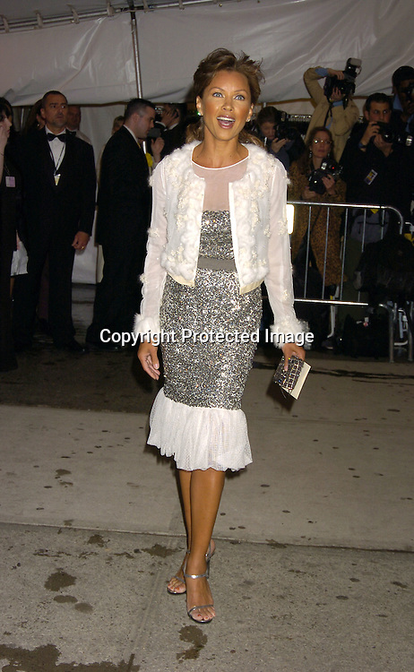 Vanessa Williams..at The Metropolitan Museum of Art's Costume Institute Gala ..celebrating Chanel on May 2, 2005 in New York City.    Photo by Robin Platzer, Twin Images