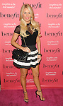 Gretchen Rossi arriving at the Benefit Cosmeteics National Wing Women Weekend held at Space 15 Twenty Los Angeles, CA. September 26, 2014.