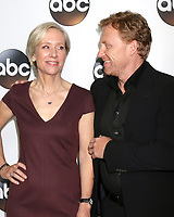 LOS ANGELES - JAN 15:  Betsy Beers, Kevin McKidd at the 2018 NAACP Image Awards at Convention Center on January 15, 2018 in Pasadena, CA