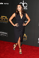 BEVERLY HILLS, CA - NOVEMBER 5: Eva Longoria, at The 21st Annual Hollywood Film Awards at the The Beverly Hilton Hotel in Beverly Hills, California on November 5, 2017. Credit: Faye Sadou/MediaPunch