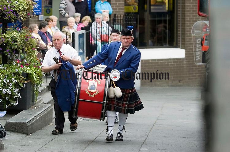 Hospital protest Ennis.Pic Arthur Ellis.....