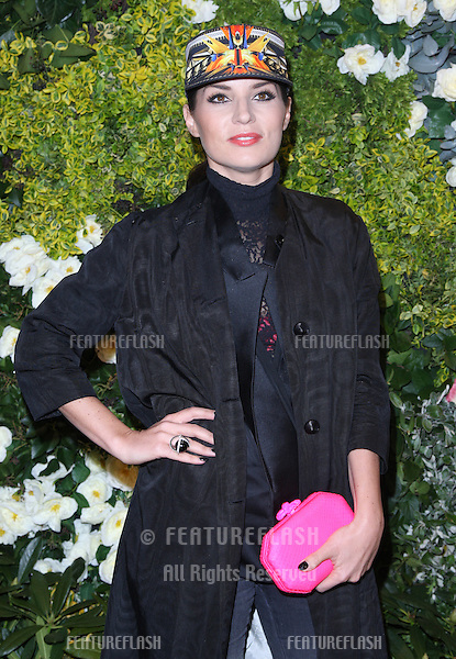 Grace Woodward at the John Lewis Beauty Hall launch party - Arrivals.London. 08/05/2012 Picture by: Henry Harris / Featureflash