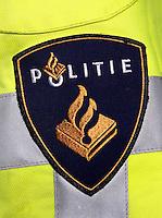 Logo van de politie
