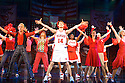 High School Musical , A Disney Theatrical Production based on the Walt Disney Film. .With Michael Pickering as Ryan Evans, Mark Evans as Troy,Claire-Marie Hall as Gabriella Montez,.Opens at The Hammersmith Apollo Theatre  on 5/7/08. CREDIT Geraint Lewis