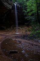 Darkened Cave