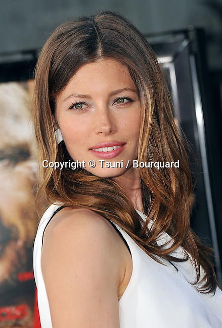 05_ Jessica Biel _05   -<br /> The a-Team Premiere at the Chinese Theatre In Los Angeles.