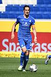 20.06.2020, xmeix, 1.Fussball Bundesliga, TSG 1899 Hoffenheim - 1.FC UNion Berlin, empor. v.l.n.r, <br /> Benjamin Huebner (TSG 1899 Hoffenheim)<br /> <br /> <br /> <br /> Foto: Sascha Meiser/APF/Pool/PIX-Sportfotos<br /> <br /> Nur für journalistische Zwecke!<br /> Only for editorial use!<br /> Nutzungsbedingungen: http://poolbilder.de/nutzungsvereinbarung.pdf