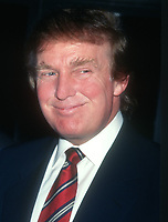 Donald Trump<br /> 1996<br /> Photo By John Barrett/CelebrityArchaeology.com