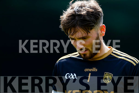 Shane Murphy Kerry in action against  Clare during the Munster GAA Football Senior Championship semi-final match between Kerry and Clare at Fitzgerald Stadium in Killarney on Sunday.