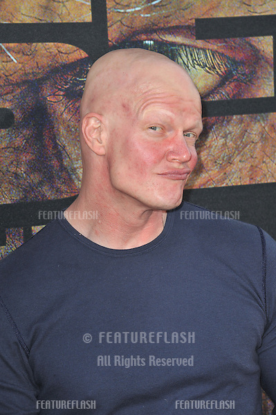 "Derek Mears at the Los Angeles premiere of ""Rise of the Planet of the Apes"" at Grauman's Chinese Theatre, Hollywood..July 28, 2011  Los Angeles, CA.Picture: Paul Smith / Featureflash"