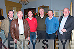 Fine Gael AGM : Pictured at the AGM of the North Kerry/ West Limerick Fine Gael Party held at the Listowel Arms Hotel on Friday nigh last were Jim Mahony, Ballydonoghue, David Morris, Listowel, Michael Foley, Ballydonoghue, Thomas Moriatity, Ballylongford, Mike Quilter , Causway & John Pierce.