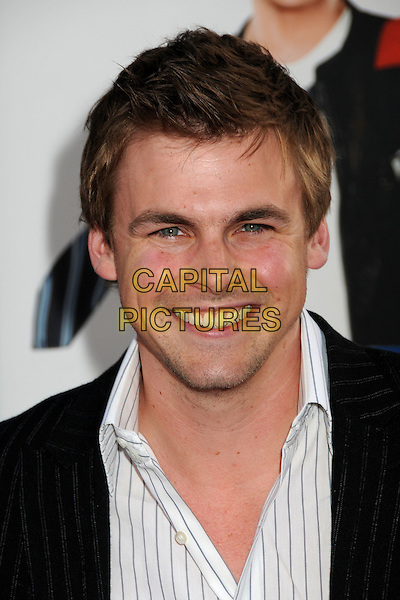 """TOMMY DEWEY.""""17 Again"""" Los Angeles Premiere held at Grauman's Chinese Theatre, Hollywood, California, USA..April 14th, 2009.headshot portrait stubble facial hair .CAP/ADM/BP.©Byron Purvis/AdMedia/Capital Pictures."""