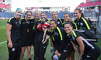 USWNT Training, March 5, 2016