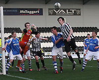 St Mirren v St Johnstone Under 20's 160413