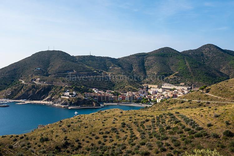 Portbou, Catalonia, Spain