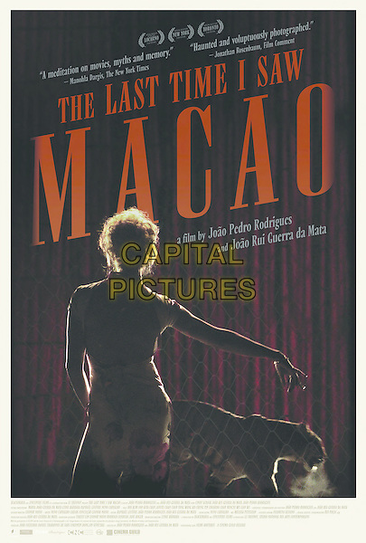 AMERICAN POSTER ART<br /> in The Last Time I Saw Macao (2012) <br /> (A Ultima Vez Que Vi Macau)<br /> *Filmstill - Editorial Use Only*<br /> CAP/FB<br /> Image supplied by Capital Pictures