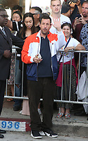 LOS ANGELES, CA - JUNE 10: Adam Sandler, at the Los Angeles Premiere Screening of Murder Mystery at Regency Village Theatre in Los Angeles, California on June 10, 2019. <br /> CAP/MPIFS<br /> ©MPIFS/Capital Pictures