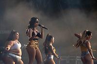 LISBOA, PORTUGAL, 24.06.2018- RIR-LISBOA - A cantora brasileira Anitta durante o seu show no segundo dia do Rock in Rio 2018, no Parque da Bela Vista, em Lisboa, Portugal, nesse domingo 24. (Foto: Bruno de Carvalho / Brazil Photo Press)