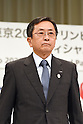 Osamu Shinobe, <br /> JUNE 15, 2015 : <br /> JAL and ANA has Press conference in Tokyo. <br /> JAL and ANA announced that it has entered into a partnership agreement with the Tokyo Organising Committee of the Olympic and Paralympic Games. With this agreement, JAL and ANA becomes the official partner. <br /> (Photo by AFLO SPORT)