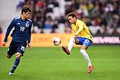 2017 International Football friendly Japan v Brazil Nov 10th