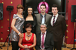 Rita Maguire with her husband John, daughters Rachel and Shauna and sons Kevin and Colin at her 50th in The Thatch....Photo NEWSFILE/Jenny Matthews.(Photo credit should read Jenny Matthews/NEWSFILE)....This Picture has been sent you under the condtions enclosed by:.Newsfile Ltd..The Studio,.Millmount Abbey,.Drogheda,.Co Meath..Ireland..Tel: +353(0)41-9871240.Fax: +353(0)41-9871260.GSM: +353(0)86-2500958.email: pictures@newsfile.ie.www.newsfile.ie.FTP: 193.120.102.198.