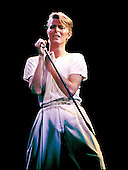 1978: DAVID BOWIE - Isolar II Tour